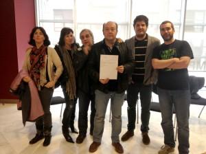 Junta directiva 02 marzo 2013